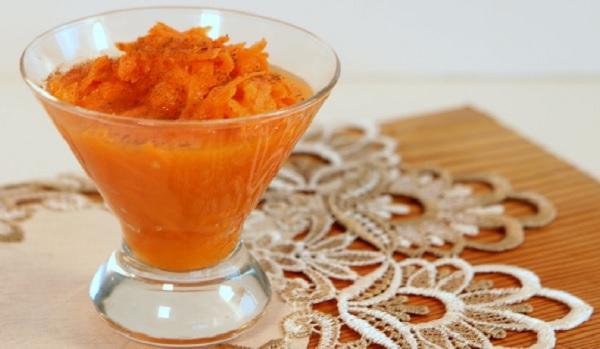Carottes aux oranges