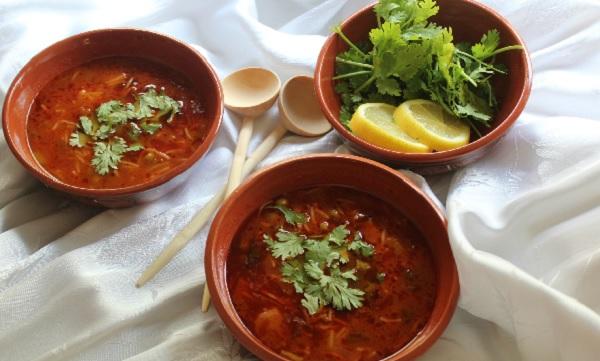 Chorba hamra- Soupe rouge