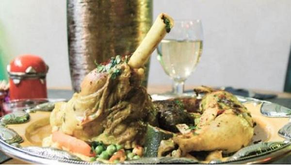 Couscous à l'Agneau et au Poulet