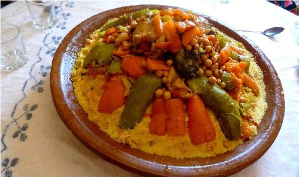 Couscous Doukkali
