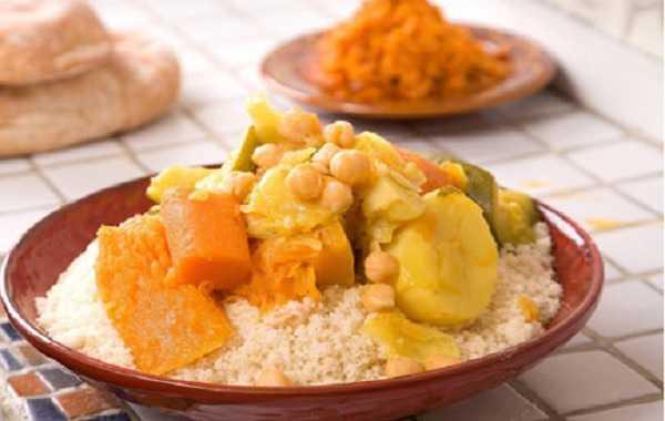 Couscous du potager