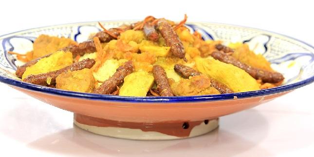 Couscous pied-noir