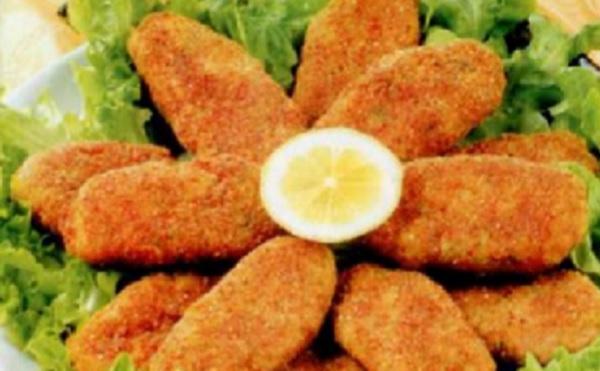Croquettes de pommes de terre au thon