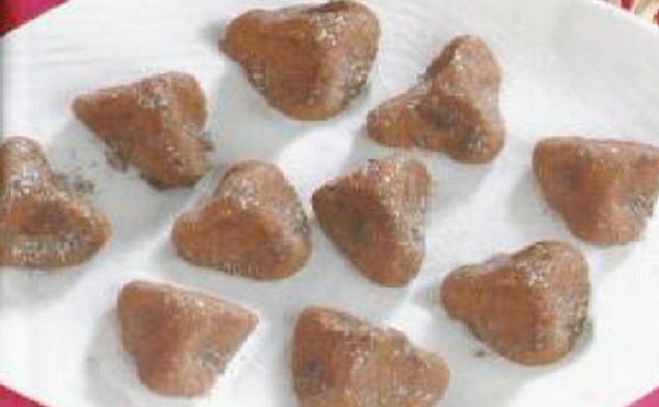 Douceurs au caramel