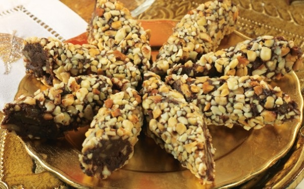 Feqqas au chocolat