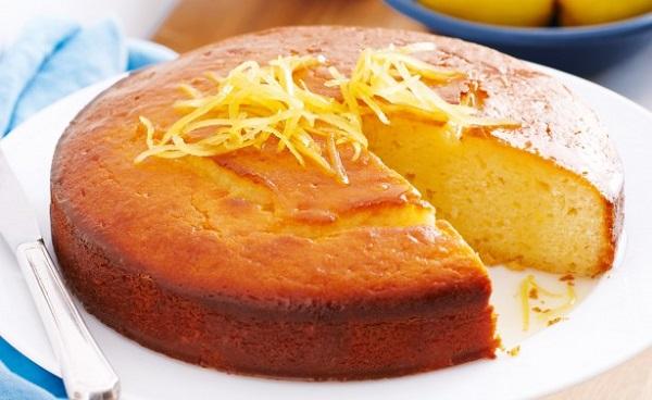 Gâteau au yaourt et aux agrumes