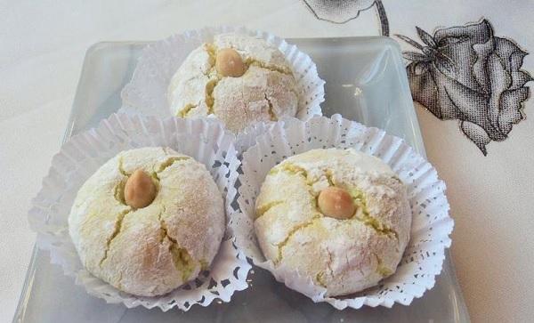 Gâteau El Mechkouk