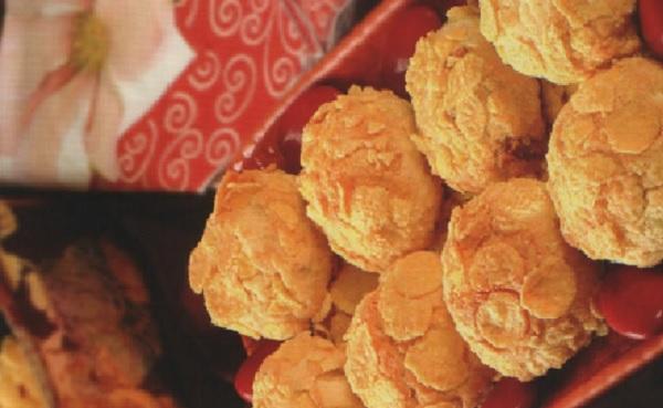 Gâteaux aux cornflakes
