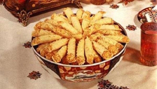 Gâteaux en forme d'épis