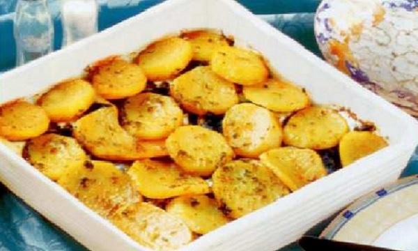 Gratin de sardine aux pommes de terre