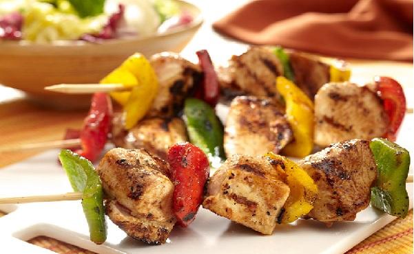 Brochette de viande (Kabob)