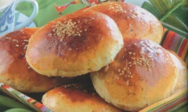 Krachel(Brioches Marocains)