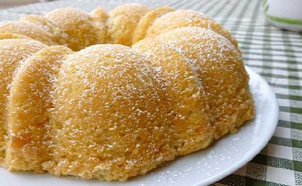 Cake moelleux � la noix de coco
