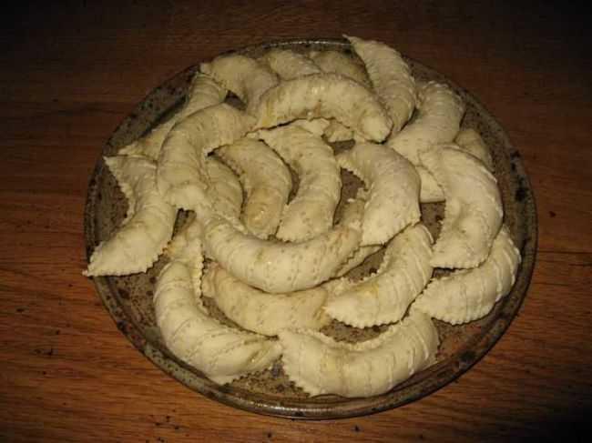 Cornes de gazelle de T�touan