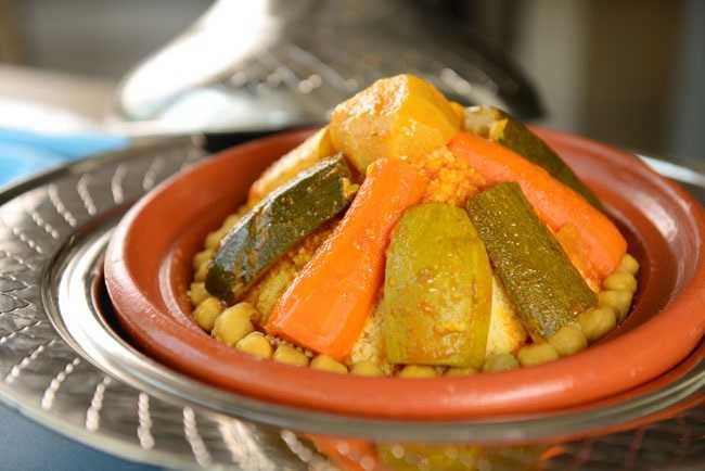 Couscous Traditionnel Marocain