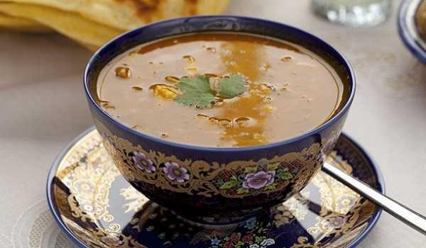 Recette d'harira du ramadan