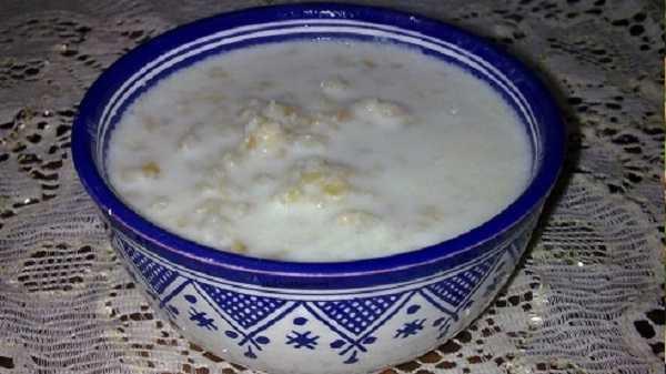 Recette de soupe mhamsa