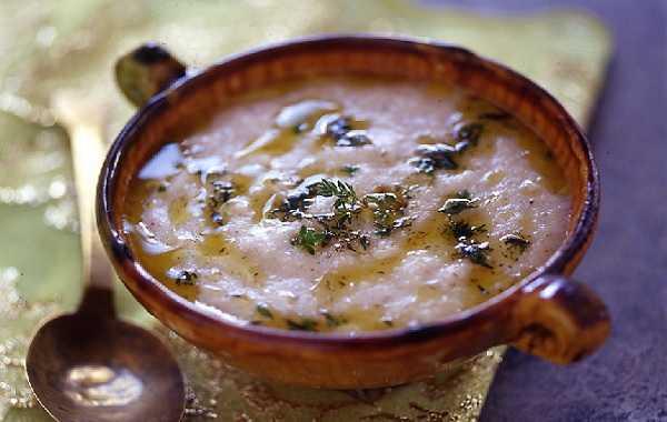 Recette de soupe tchicha