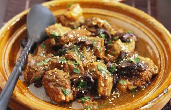 Rago�t de viande au confit d?aubergines