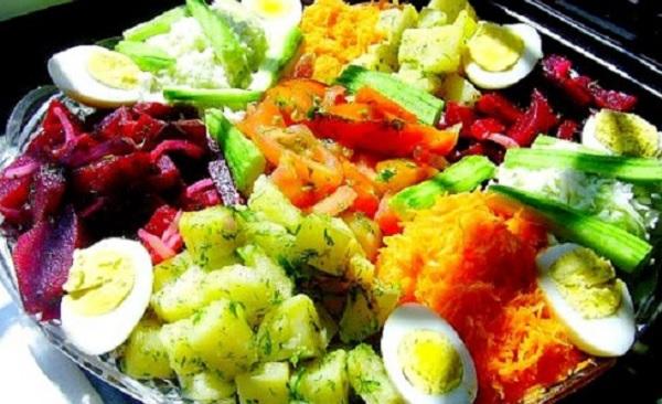 Salade compos�e