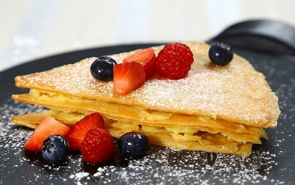 Pastilla aux fruits