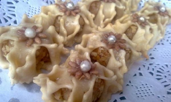 Petits gâteaux aux amandes(Kronfla)