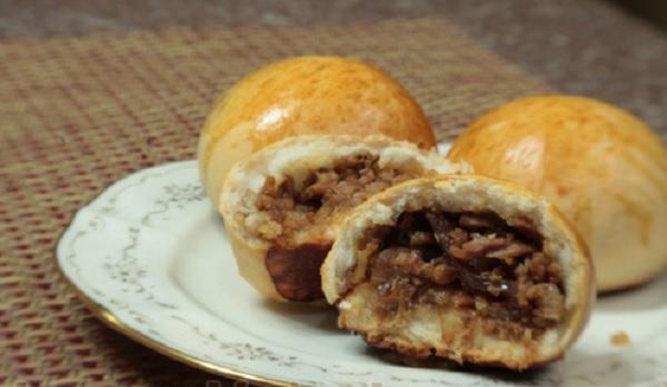Petits pain à la viande