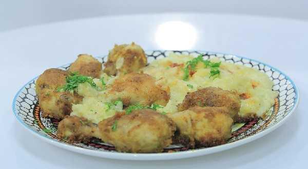 Pilons de poulet à la sause soya