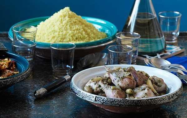 Poulet à la Marocaine