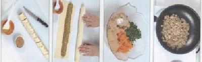 preparation-feuilletes-saucisses-volaille