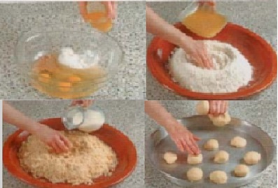 prepartion-petits-pains-lait-graines-sesame
