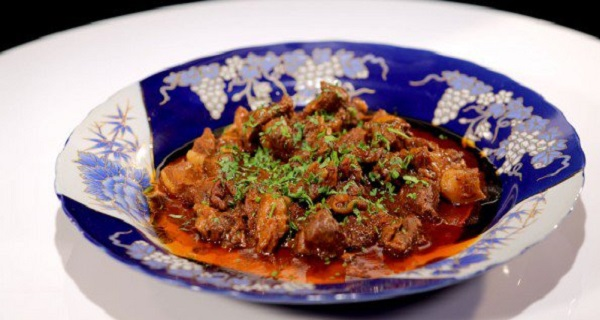 Derbali- Ragout de Tripes