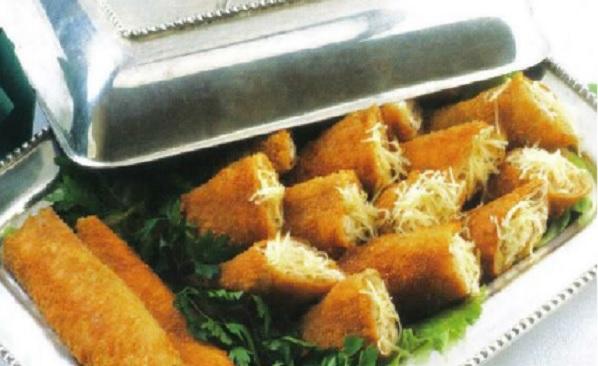 Roulades de poulet