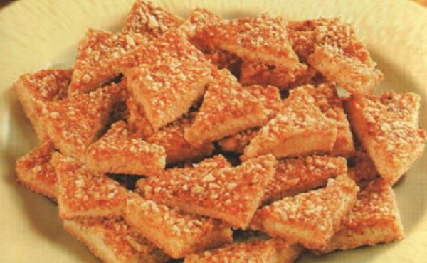 Sabl s la confiture et aux amandes cuisine marocaine - Recette sable confiture maizena ...