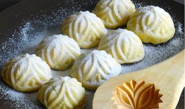 Sablés aux amandes et vanille
