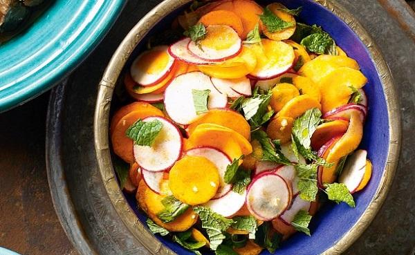 Salade de carotte radis