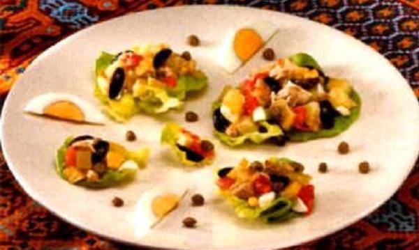 Salade du Cap Bon-fondok el ghalla
