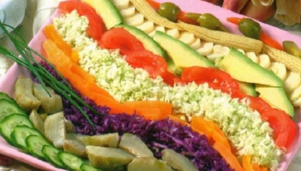 Salade jardinière