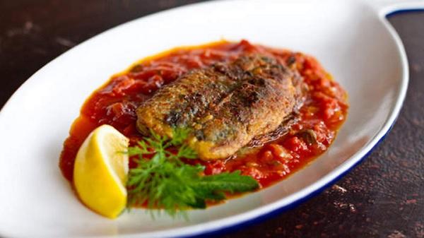 Sardines à la tomates