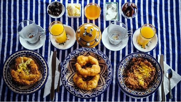 Beignets Marocains- Sfenj