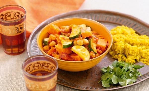 Tajine de légumes au quinoa