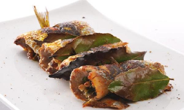 Tajine de Sardine à la chermoula