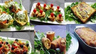 6 Idées de recettes à base de pain de mie