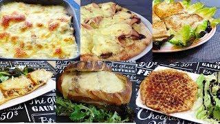 6 recettes à réaliser avec les restes de fromage à raclette