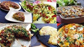6 recettes pour transformer une simple omelette en repas