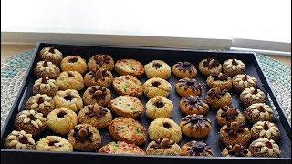 Biscuit sablé hyper fondant pour l'aid