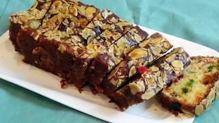 Cake aux fruits confits, vraiment irrésistible simple et facile