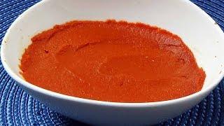 Concentré de tomate fait maison
