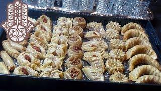 Gâteaux aux amandes de l'aid