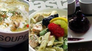 Menu gastronomique, facile et économique
